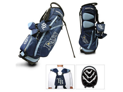 Tampa Bay Rays Team Golf Fairway Golf Stand Bag