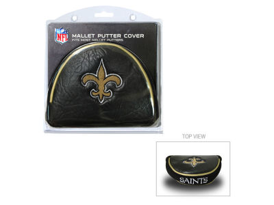 New Orleans Saints Team Golf Golf Mallet Putter Cover