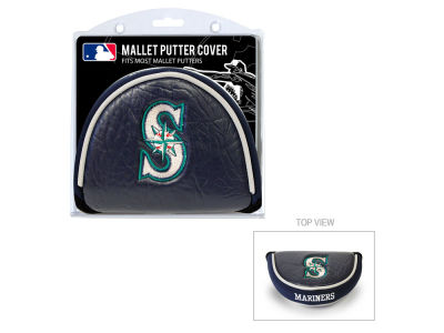 Seattle Mariners Team Golf Golf Mallet Putter Cover