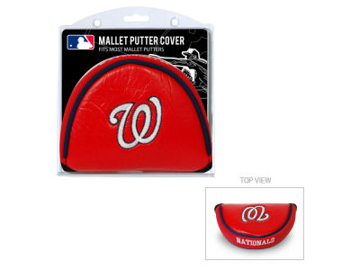 Washington Nationals Team Golf Golf Mallet Putter Cover