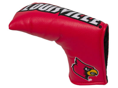 Louisville Cardinals Team Golf Vintage Blade Putter Cover