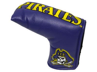 East Carolina Pirates Team Golf Vintage Blade Putter Cover