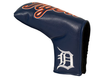 Detroit Tigers Team Golf Vintage Blade Putter Cover