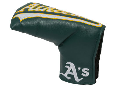 Oakland Athletics Team Golf Vintage Blade Putter Cover