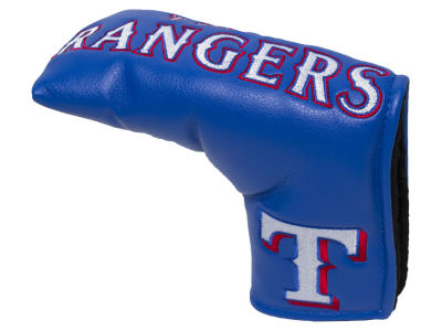Texas Rangers Team Golf Vintage Blade Putter Cover