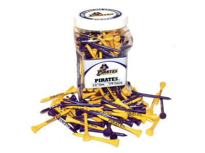 East Carolina Pirates Team Golf Jar Of 175 Golf Tees
