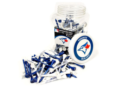 Toronto Blue Jays Team Golf Jar Of 175 Golf Tees