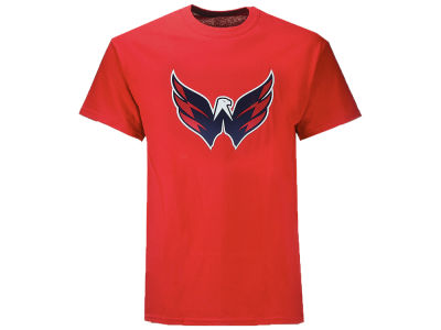 Washington Capitals NHL Men's Team Colour Logo T-shirt