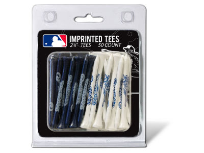 Milwaukee Brewers Team Golf Pack Of 50 Golf Tees