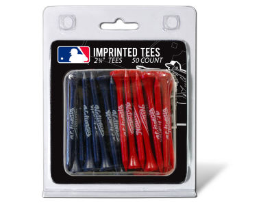 Washington Nationals Team Golf Pack Of 50 Golf Tees