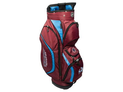 Colorado Avalanche Team Golf Clubhouse Golf Cart Bag