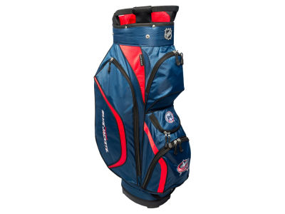 Columbus Blue Jackets Team Golf Clubhouse Golf Cart Bag