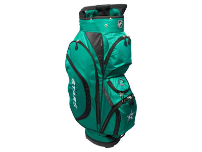 Dallas Stars Team Golf Clubhouse Golf Cart Bag