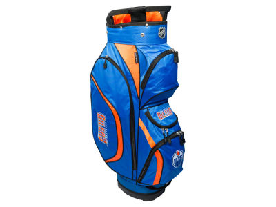 Edmonton Oilers Team Golf Clubhouse Golf Cart Bag