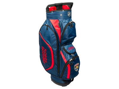 Florida Panthers Team Golf Clubhouse Golf Cart Bag