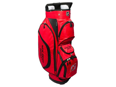 New Jersey Devils Team Golf Clubhouse Golf Cart Bag