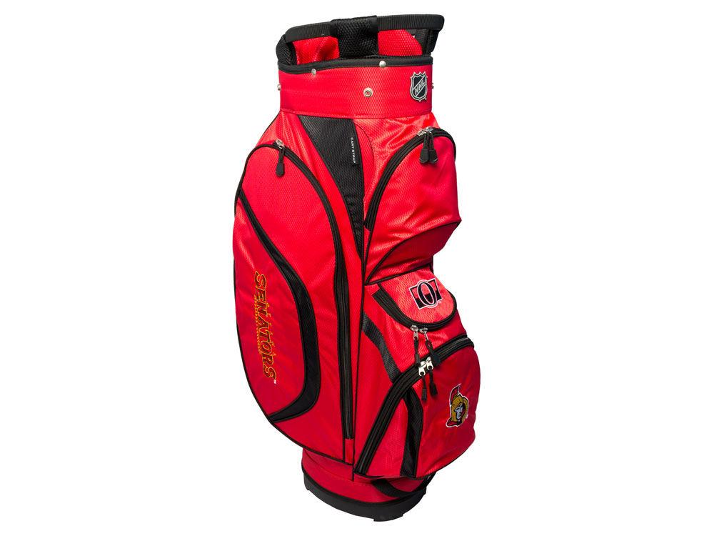 Ottawa Senators Team Golf Clubhouse Golf Cart Bag | lids.com on dallas golf, louisville golf, calgary golf, chicago golf,