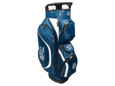 Winnipeg Jets Team Golf Clubhouse Golf Cart Bag