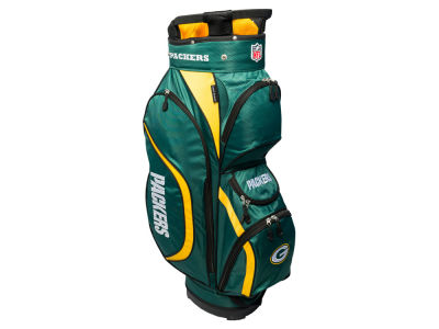Green Bay Packers Team Golf Clubhouse Golf Cart Bag