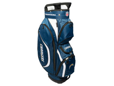Los Angeles Chargers Team Golf Clubhouse Golf Cart Bag