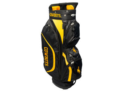 Wyoming Cowboys Team Golf Clubhouse Golf Cart Bag