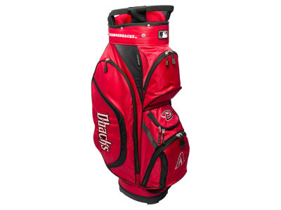 Arizona Diamondbacks Team Golf Clubhouse Golf Cart Bag