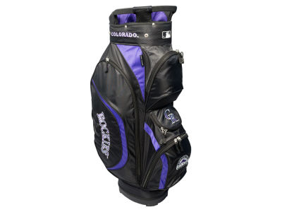 Colorado Rockies Team Golf Clubhouse Golf Cart Bag
