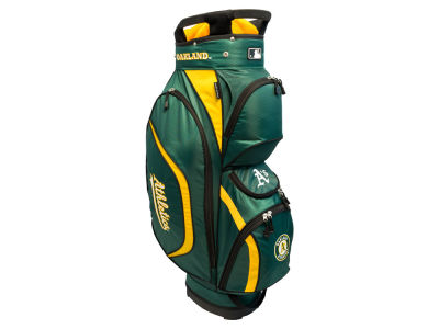 Oakland Athletics Team Golf Clubhouse Golf Cart Bag