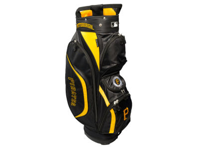 Pittsburgh Pirates Team Golf Clubhouse Golf Cart Bag