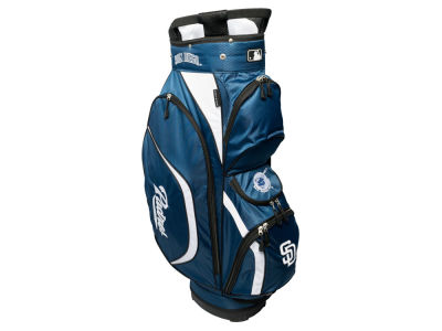 San Diego Padres Team Golf Clubhouse Golf Cart Bag