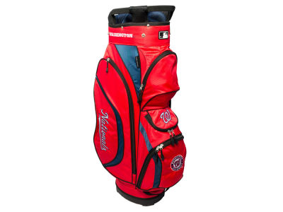 Washington Nationals Team Golf Clubhouse Golf Cart Bag