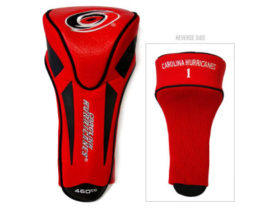Carolina Hurricanes Team Golf Single Apex Driver Head Cover