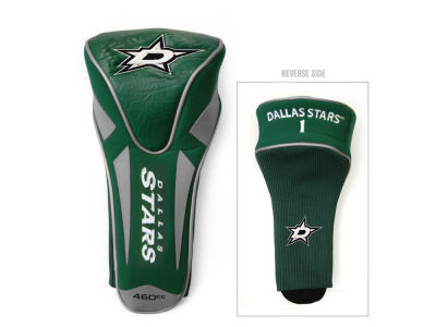 Dallas Stars Team Golf Single Apex Driver Head Cover