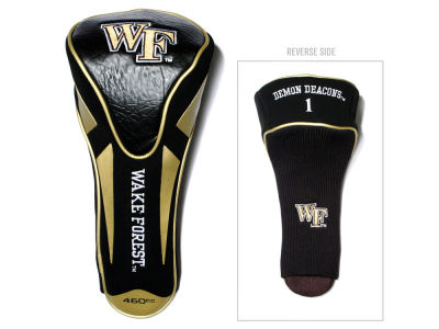 Wake Forest Demon Deacons Team Golf Single Apex Driver Head Cover