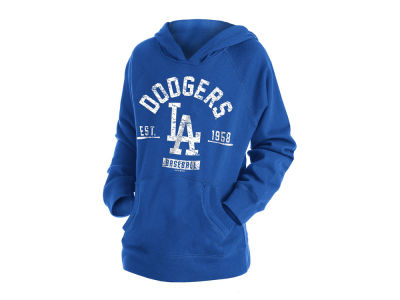 Los Angeles Dodgers New Era MLB Youth Fleece Pullover Hoodie
