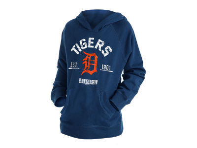 Detroit Tigers New Era MLB Youth Fleece Pullover Hoodie