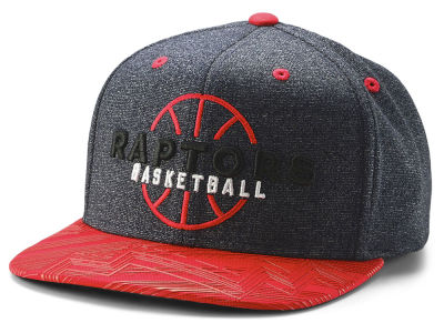 Toronto Raptors Outerstuff NBA Youth On Court Structured Snapback Cap
