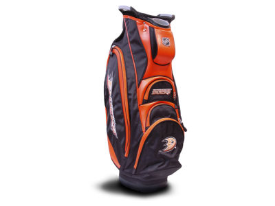 Anaheim Ducks Team Golf Victory Golf Cart Bag