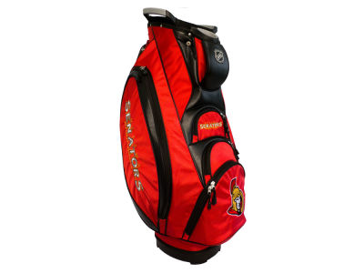 Ottawa Senators Team Golf Victory Golf Cart Bag