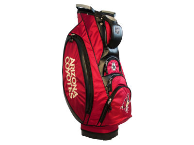 Arizona Coyotes Team Golf Victory Golf Cart Bag