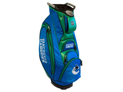 Vancouver Canucks Team Golf Victory Golf Cart Bag