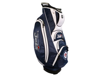 Winnipeg Jets Team Golf Victory Golf Cart Bag