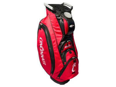 Cincinnati Bearcats Team Golf Victory Golf Cart Bag