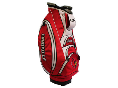 Louisville Cardinals Team Golf Victory Golf Cart Bag