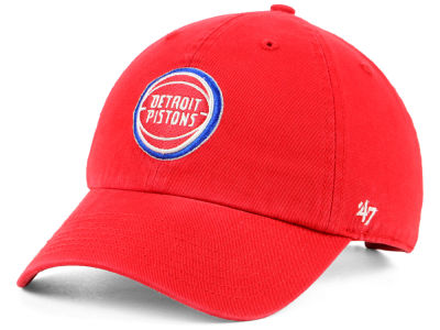 Detroit Pistons '47 NBA '47 CLEAN UP Cap