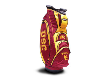USC Trojans Team Golf Victory Golf Cart Bag