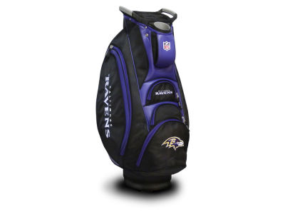 Baltimore Ravens Team Golf Victory Golf Cart Bag