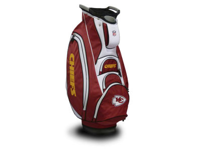 Kansas City Chiefs Team Golf Victory Golf Cart Bag