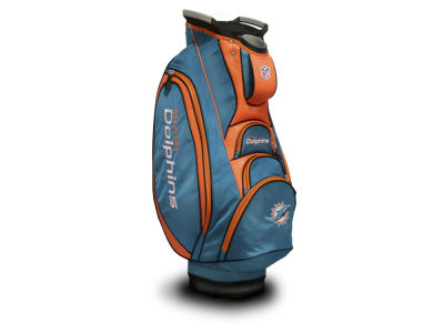 Miami Dolphins Team Golf Victory Golf Cart Bag