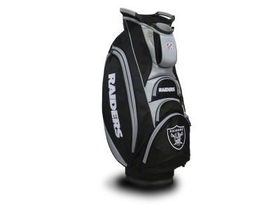 Oakland Raiders Team Golf Victory Golf Cart Bag